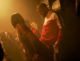 Twerk Warning: Rihanna Makes Drake The Luckiest Man In The World By Grinding All Over Him In New 'Work' Music Video!