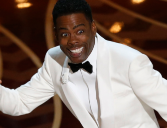 Chris Rock offends viewers at Oscars