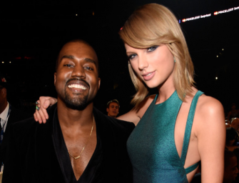 Kanye West Shocks The World By Slamming Taylor Swift In New Song, Check Out The Line That Has Everyone Talking!