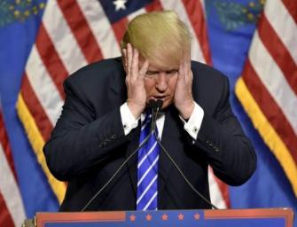The last endorsement Donald Trump wanted