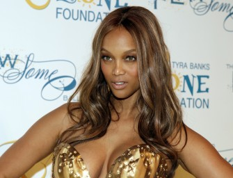 Awww.  Tyra Banks Shares First Picture of Baby York.