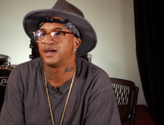 """That's So Raven"" Star Orlando Brown Sits Down For The Strangest Interview Ever…Breaks Down Crying (VIDEO)"