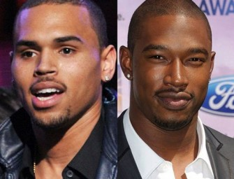 Chris Brown Responds to Kevin McCall's Criticism on Twitter.  Did He Go Too Far? (Deleted Posts Inside)