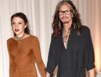 New Photos Show Steven Tyler Is Dating A Girl Who Is Almost 40 Years Younger Than Him And No One Should Be Surprised (PHOTO)