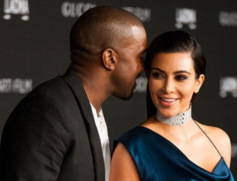 Did Kanye West Take Over Kim Kardashian's Twitter? Reality Star Fires Back After Celebs Hate On Her Most Recent Nude Photo!