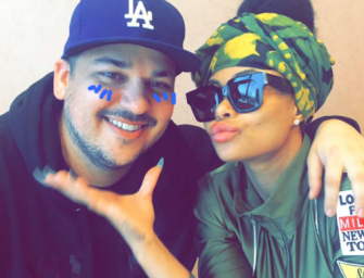 Oh, Snap! Did Rob Kardashian And Blac Chyna Already Breakup? Check Out Rob's Message Inside!