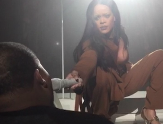 LIFE CHANGING: Fan Who Stunned Rihanna with His Vocals Gains Instant Fame, And the Boy Can Actually Sing! (Video)