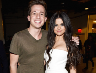 Charlie Puth And Selena Gomez Hooking Up Just Two Weeks After Puth Called Justin Bieber Out During Concert