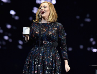 Adele…Twerking? It Happened During Her Sold-Out Concert In London! Check Out The Video Inside!