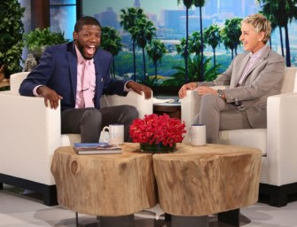 Incredible Feel Good Moment: Watch As Ellen Tells Terminally Ill Comic Quincy Jones That She Got Him an HBO Special.  (Video)
