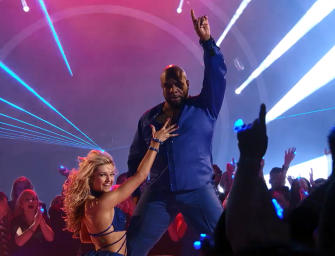 It's Official.  Boyz II Men's Wanya Morris Can Dance, Shows He's the Real Deal on DWTS (Watch)