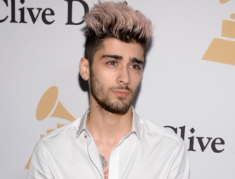 Zayn Malik Just Dropped His New Song 'Befour' And Some Fans Believe He's Taking Shots At One Direction (LISTEN)