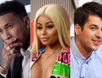 Wow…Tyga's Reaction To Blac Chyna And Rob Kardashian's Engagement Is Actually Pretty Incredible