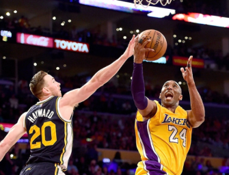 Kobe Bryant Drops 60 Points In Final Game Of His Career, Watch His Incredible Performance Inside! (VIDEO)