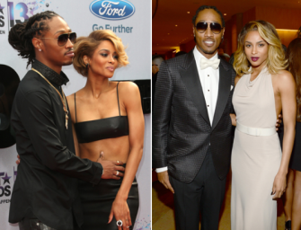 "Daaamn! Future Fires Back At Ciara And Files Counter Lawsuit, Where He Slams Her ""Nonexistent"" Career!"