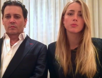 So Amber Heard Avoided Jail In Dog Smuggling Case, But She Was Forced To Record Super Awkward Apology Video With Johnny Depp!