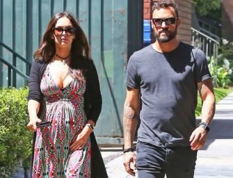 Megan Fox Is Pregnant And Brian Austin Green Is The Father, But The Divorce Is Still Happening!