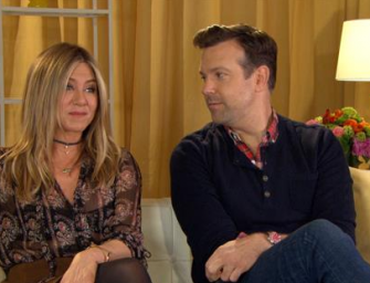 WATCH: Jennifer Aniston Is Asked About A 'Friends' Reunion And Her Reaction Is Hilarious!