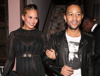 She Is Here! Chrissy Teigen And John Legend Welcome Baby Girl, We Have Her Name Inside!