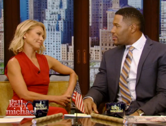Kelly Ripa Claims She Might Quit 'Live' If Producers Can't Land One Of These Two Huge Names!