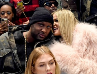 OY VEY!  Fans Rejoice As Khloe Posts DEEP Message Letting Lamar Odom Go…and Then Backtracks!