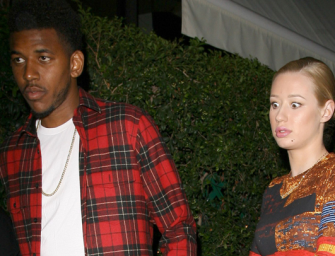 OUCH! Iggy Azalea Threatens To Cut Off Nick Young's Penis If He Makes One More Goof! (VIDEO)
