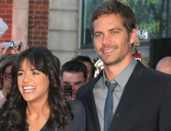 Shocking Interview: Michelle Rodriguez Says She's Jealous Paul Walker Died First!?!  Huh?(Video)