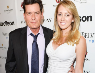 Uh-Oh! Charlie Sheen Under Criminal Investigation For Threatening His Ex-Girlfriend