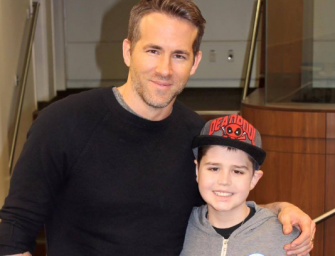 Ryan Reynolds Writes An Emotional And Beautiful Tribute After 13-Year-Old Deadpool Fan Dies Of Cancer
