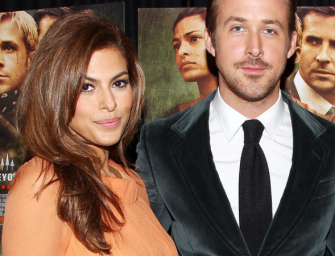 The Rumors Are True, Eva Mendes And Ryan Gosling Are Expecting Their Second Baby Together!