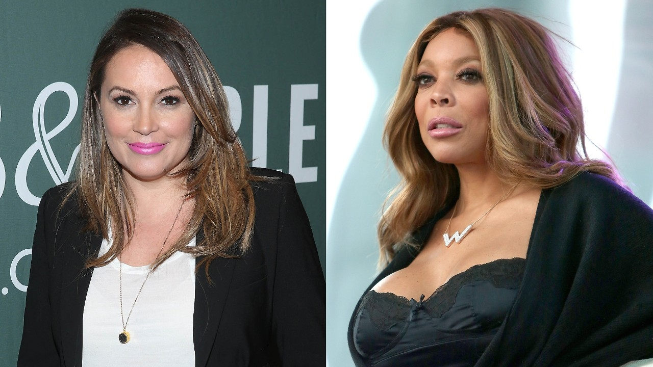 who knew? angie martinez reveals in her new book, the time she