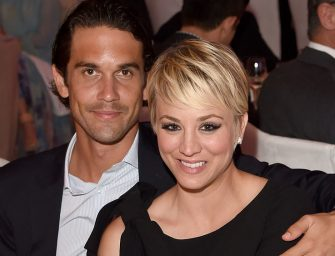 How Much?!  Kaley Cuoco, whose Big Bang Contract is worth $72 Million Ordered to Pay Ryan Sweeting After Only 21 Months of Marriage!
