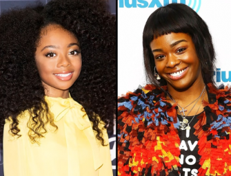 Finally! Someone Puts Azealia Banks In Her Place…And It Was A 14-Year-Old Disney Star Who Did It!