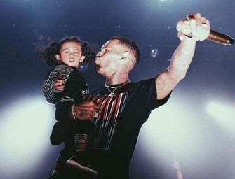 VICTORY FOR CHRIS BROWN! Judge Shoots Down Nia Guzman's Request To Restrict Custody