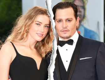 It's Over: Amber Heard Files For Divorce From Johnny Depp, Where Did Things Go Wrong?