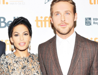 They Did It Again, Ryan Gosling And Eva Mendes Had A Second Child Without Anyone Knowing!