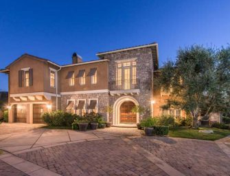 After Stalkers Force Selena Gomez Out, French Montana Buys Her Mansion In California! Beautiful Photos Inside!