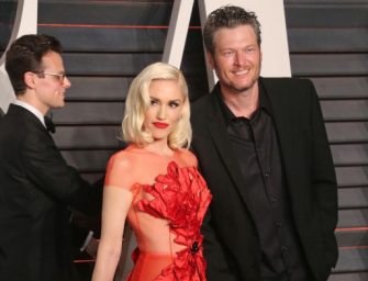 It's Here! Watch Blake Shelton & Gwen Stefani Perform The Song They Wrote Together On 'The Voice'