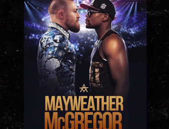It Looks Like This Floyd Mayweather/Conor McGregor Fight Might Actually Happen, Get The Details Inside!