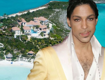 Absolutely Amazing! Check Out Prince's Island Mansion Complete With 10 Bedrooms And A Private Beach!