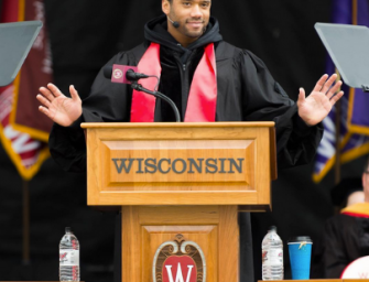 WATCH: Russell Wilson Gives A Funny And Extremely Inspirational Commencement Speech, Full Video Inside!