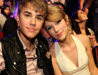 Say Whaaat? Justin Bieber Sings Taylor Swift's 'Teardrops On My Guitar' — Find Out How She Reacted! (VIDEO)
