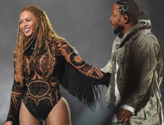 WATCH: Beyonce And Kendrick Lamar Bring Down The House With Surprise Performance At The BET Awards (VIDEO)