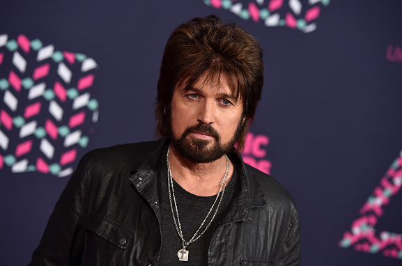 What The Heck? Billy Ray Cyrus Debuts New Haircut, And It ...