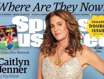 Caitlyn Jenner Lands 'Sports Illustrated' Cover, Talks About Her Transition And The 1976 Olympics (PHOTOS)