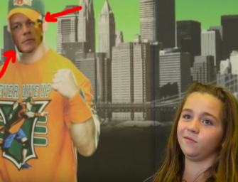 Hidden Camera Prank: John Cena Shocks His Biggest Fans By Bringing The 'Unexpected John Cena' Meme To Life! (VIDEO)