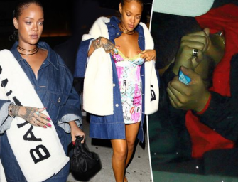 Drake And Rihanna Back On? It's Possible…They Were Partying With Each Other Until 5 In The Morning! (PHOTOS)