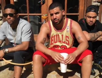 We Got Extended Video: Drake's Memorial Day Pool Party Ends With An Instagram Groupie Slug-fest (VIDEO)