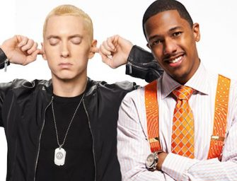 Watch: Nick Cannon Officially Calls Eminem to Battle Him for $100,000 At this Year's BET Awards.  (Video)
