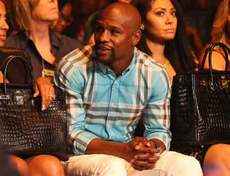 WHAT? Floyd Mayweather Buys 2nd Private Jet, And Yes It's Freaking Incredible! (PHOTOS)